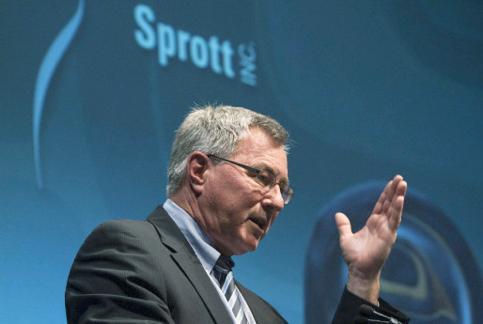 Eric Sprott