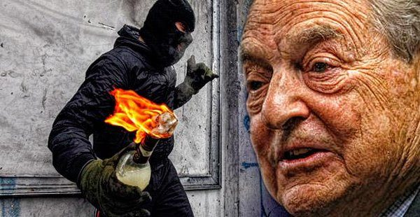 George Soros Slams Eastern European Countries for Rejecting Illegal Alien Muslim Freeloaders and Jihadists