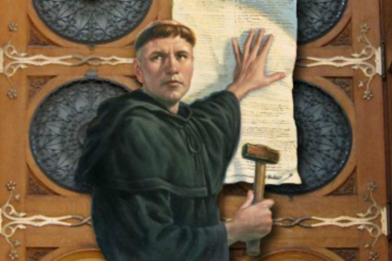 Martin Luther Warned Christians About Appeasing Islam 500 Years Ago!