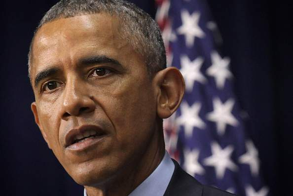 President Obama Commemorates 50th Anniversary Of Voting Rights Act