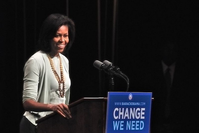 Michelle Obama: 'All Americans must monitor family members on Thanksgiving for racial intolerance'