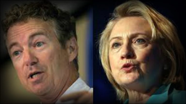 Exposed: Hillary Caught Coordinating With CNN to Smear Rand Paul