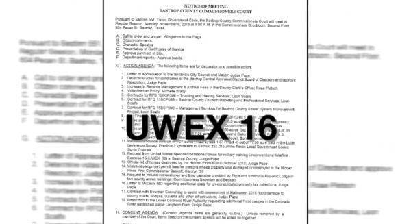 uwex 16