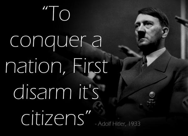 Guns-Hitler