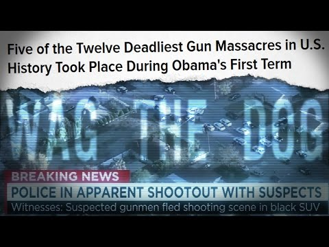 More Mass Shootings & Mass Murders Occurred Under Hussein Obama than the Previous 4 Presidents Combined
