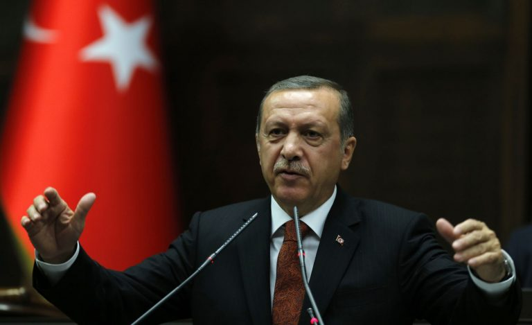 Unbelievable: Erdogan Just Said That His Caliphate Will Mimic Hitler's Nazi Germany