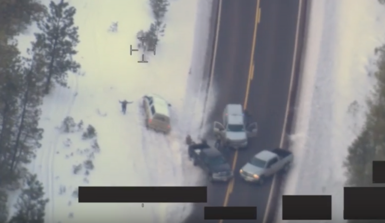 Watch Here: LaVoy Finicum Shooting Video Released by FBI