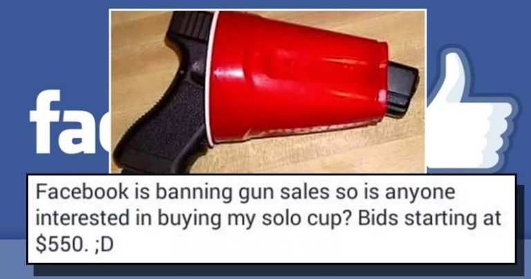 Facebook Announces they Are Now Banning ALL Talk of Firearms, Ammo, or Gun Parts Trading