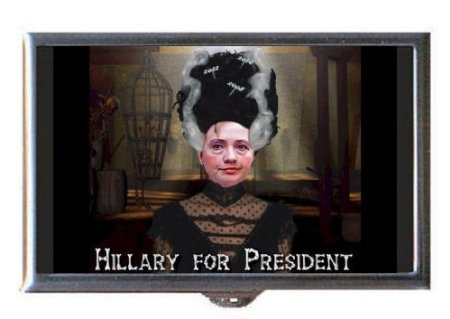 Hillary Clinton: The Bride Of Frankenfood