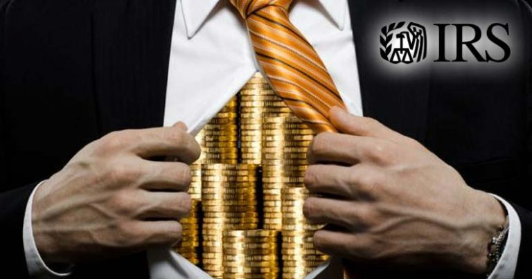 How The Super Rich Ruling Class Designed The IRS To Rob Everyone Else For Their Personal Gain