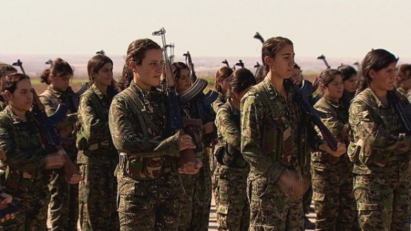 After Muslims Rape 2,000 Women, the Women Turn Around and Form an Entire Army to Deal with Islamic Jihadists