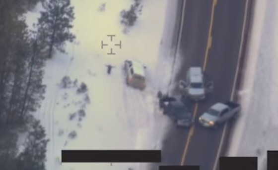 US Army Sergeant -- LaVoy Finicum Murder Video Had Inconsistencies