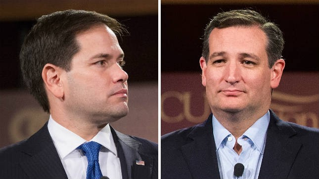 Ted Cruz is NOT ELIGIBLE to be President, nor is Rubio: Confirmed
