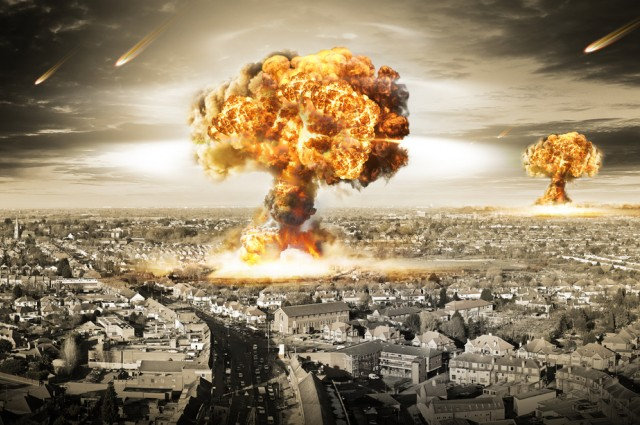 """There Is More To Come: """"We're In The Early Chapters… Red Flags Are Screaming… The Economy Is Imploding… Nuclear War"""""""