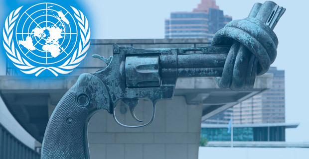 The United Nations, Immigration and Gun Control