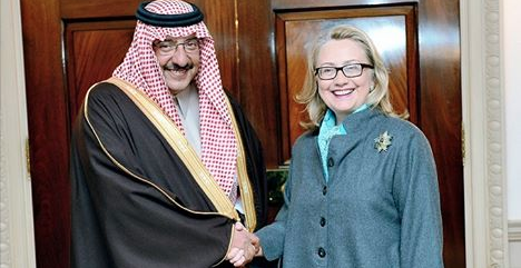 Hillary Hypocrisy - No Gun Rights for Americans, Billions in Arms for Dictators Overseas