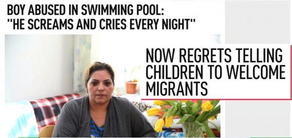 """Mother-of-Young-Boy-Who-was-Raped-by-Muslim-""""Refugee""""-""""I-Regret-Welcoming-Refugees"""""""
