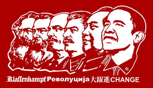 Obama-Communist