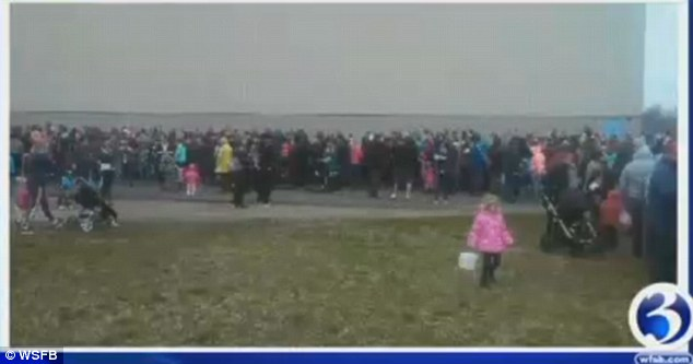 Connecticut: Parents Trample Children, Black Friday-Style, for Easter Eggs Filled with Pez