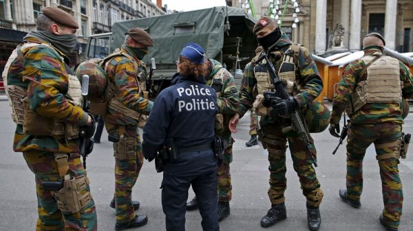 Possible Signs Of False Flag In Brussels Now Emerging