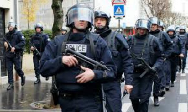 french-police