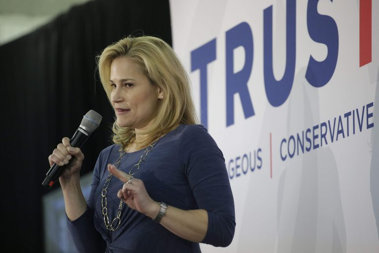 Here's Just One Reason Why Heidi Cruz is Open to Scrutiny in the Presidential Race