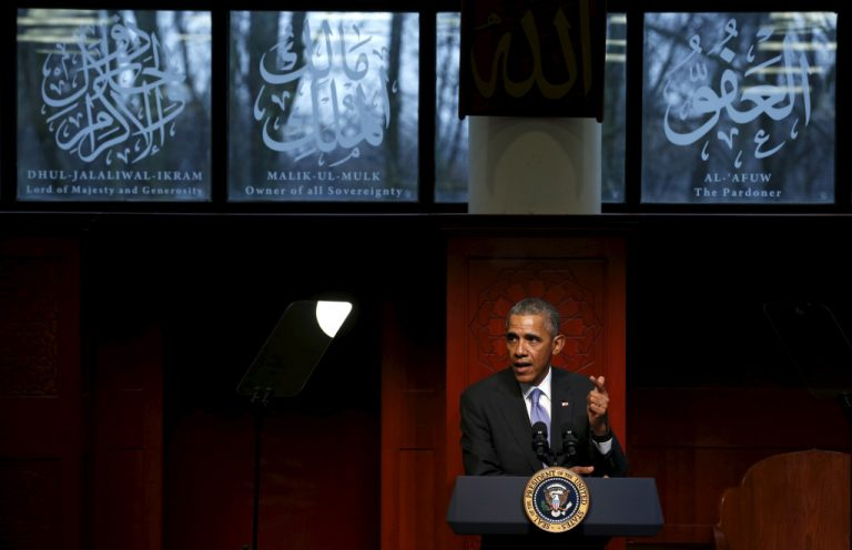 """Obama: """"Republican Base had been Fed this Notion that Islam is Inherently Violent"""""""
