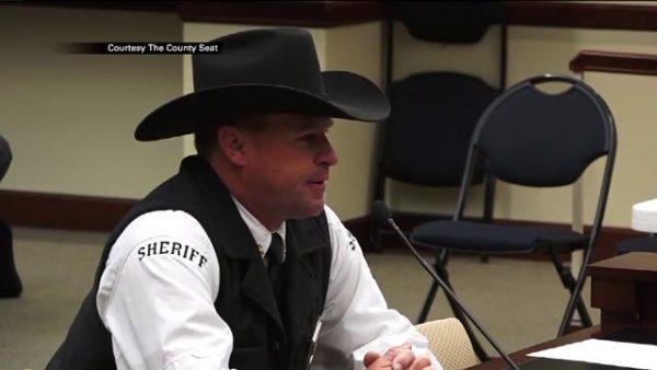 sheriff marty gleave utah