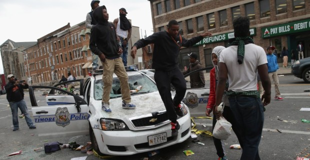 """Prosecutor: """"Many People"""" Will Riot in Baltimore if White Cop in Freddie Gray Case is Acquitted"""