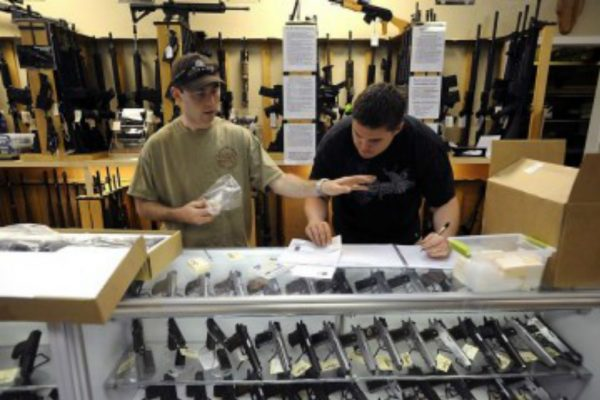 California Seeks to Eliminate All Gun Dealers