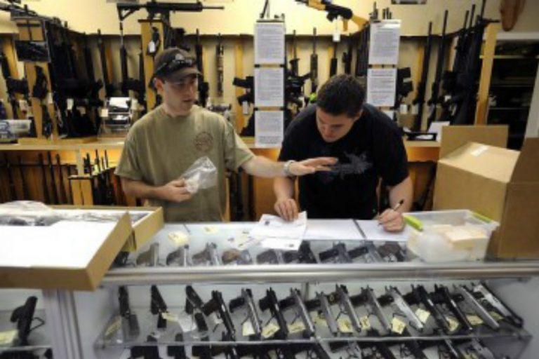 California Seeks to Eliminate All Gun Dealers