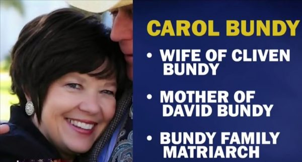 Cliven Bundy's Wife goes off on Harry Reid and His Plot to Take the Land Her Family Lives On!
