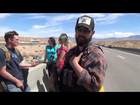 """Bundy Ranch Political Prisoner EJ Parker Speaks from Prison: """"Do We Have a First Amendment?"""""""