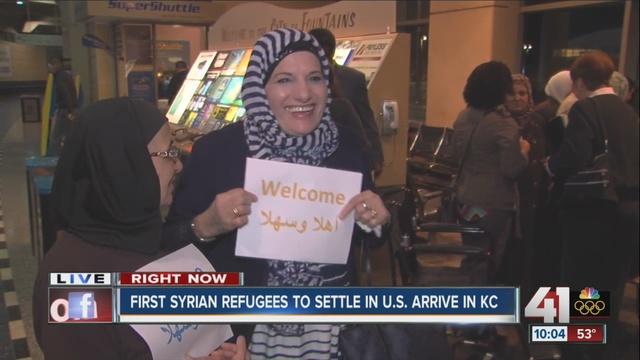 Kansas DEFIES Obama on Syrian Refugees