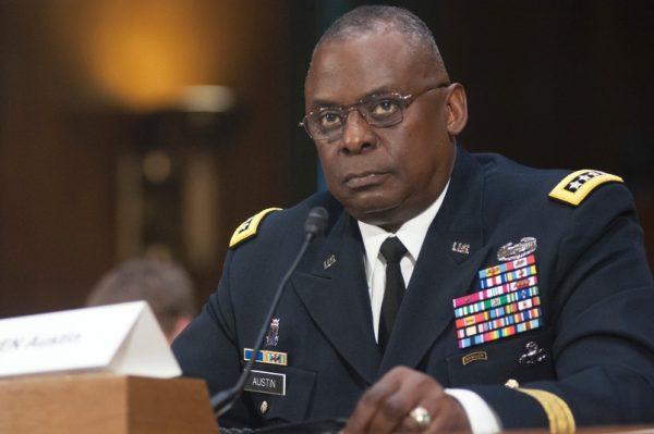 Gen. Lloyd Austin III