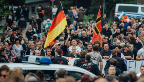 "German Government Moves To Prosecute People Who Protest Against ""Refugees"""