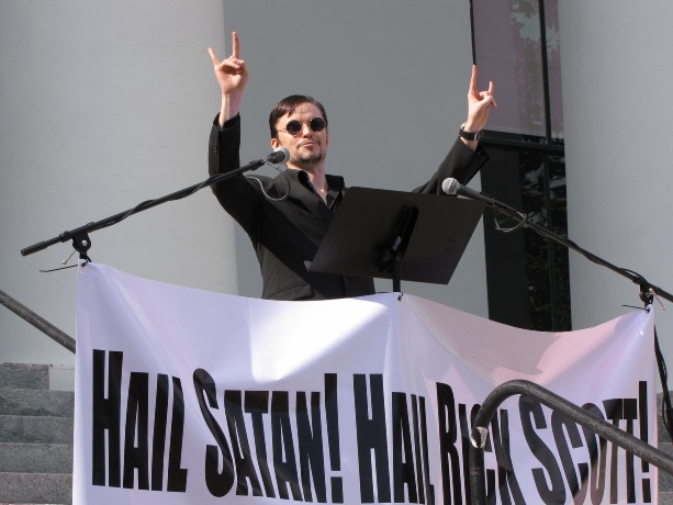 Satanism as a new political movement in America