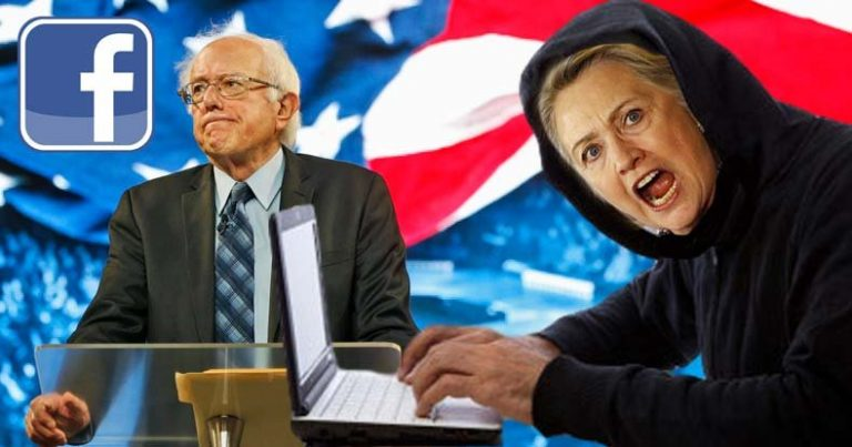 Hillary's Million Dollar Troll Army Strikes, Shuts Down Pro-Bernie Pages by Blasting Them With Child Porn