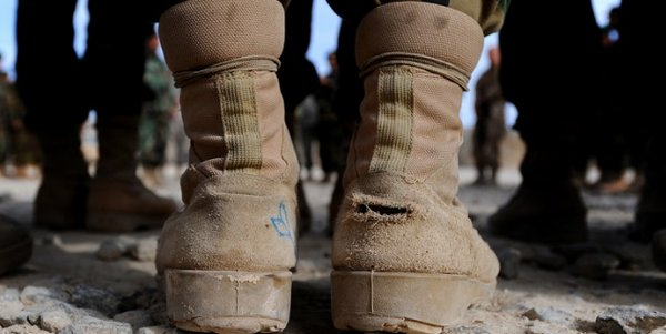 """Obama Admin Denies Saying """"No Boots on the Ground"""" in Syria After Saying It 16 Times"""