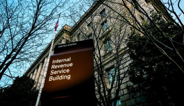 One Day After the Panama Papers were Leaked, IRS Headquarters Closes then Catches Fire