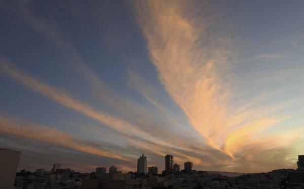 Why is Toxic Mercury in San Francisco Fog