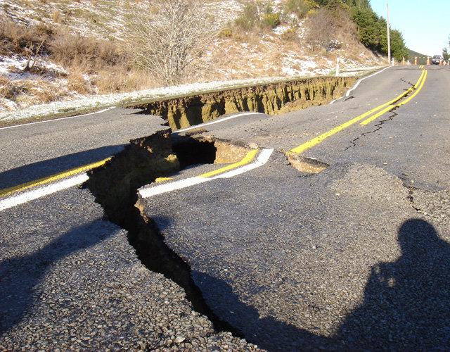 FEMA prepares for something big, says insider: 'Major strain on fault lines […] major separation of land mass' inside U.S.