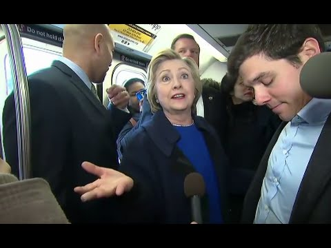 hillary clinton breaks law in front of police