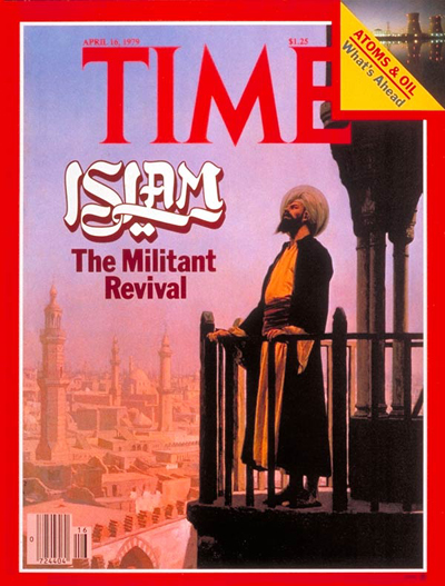 islam - the militant revival - time magazine