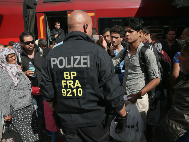 Muslim Migrants RIOT over Halal Food