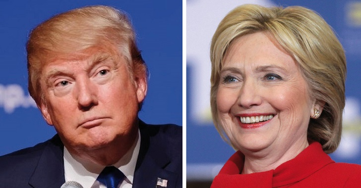 Trump and Hillary Refuse to Explain Why They Both Share the Same Address in Delaware