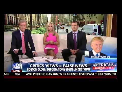 trump tells fox n friends system is rigged