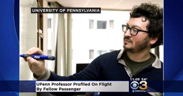 Man Gets FBI Visit, Entire Flight Delayed After Economics Equation Reported as Terrorism