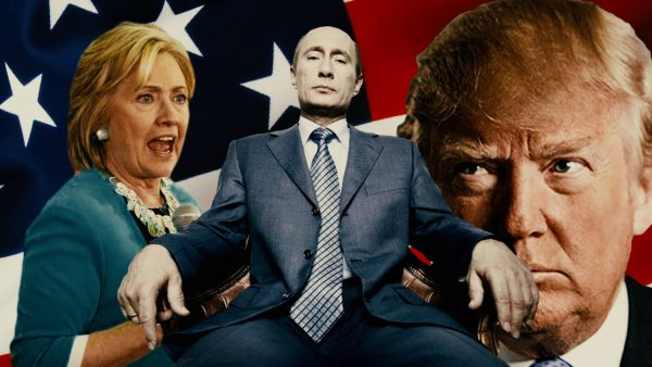Putin - Clinton or Trump is Irrelevant, The Real Problem is U.S. 'Imperial Ambitions'