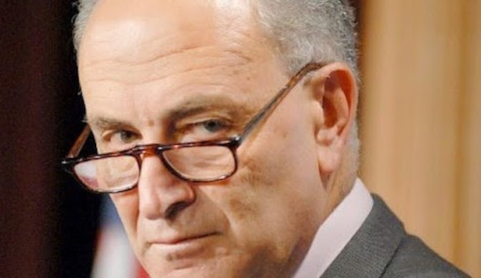 Schumer Shut Down Act 2: Treasonous Dems Refuse to Secure and Protect America's Southern Border